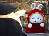 Funny Mashimaro Stuff Toy Wallpapers29 pics