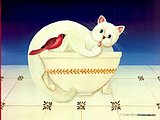 Cat Paintings by Donna Masters Kriebel (Vol.1)9 pics