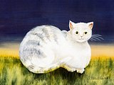 Cat Paintings by Donna Masters Kriebel (Vol.2)10 pics
