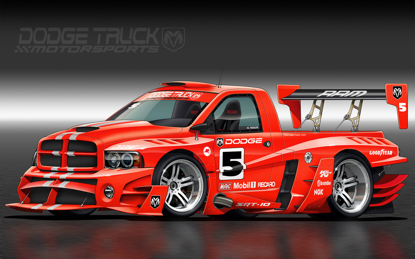 Pojok Agp Dodge Ram Wallpaper