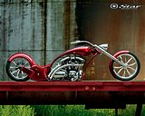Artistic Yamaha Classic motorcycles from the last 11 years66 pics