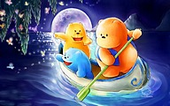 Windows 7 Themes ( Huang, Li-Ping) : Lovely Playful LotsBears6 pics