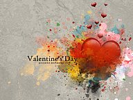 Hearts of Love - Valentine''s Abstract Compositions47 pics