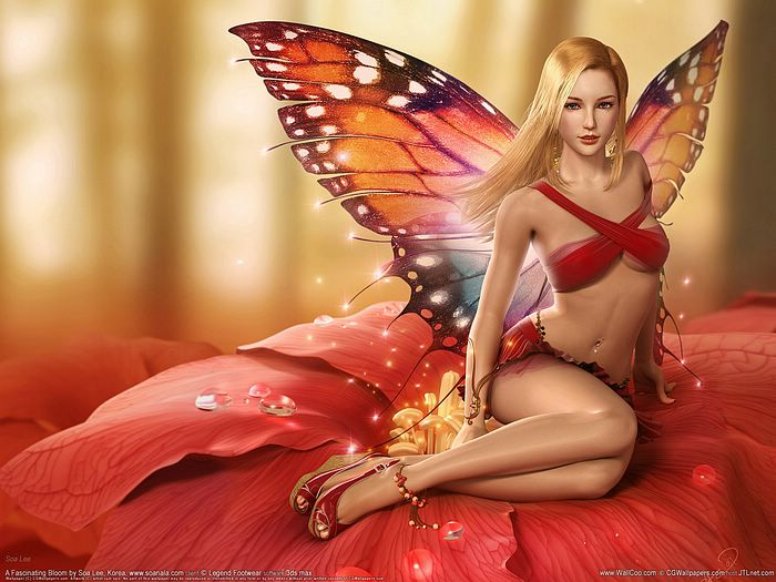 1920x1200 CG Girls Wallpapers