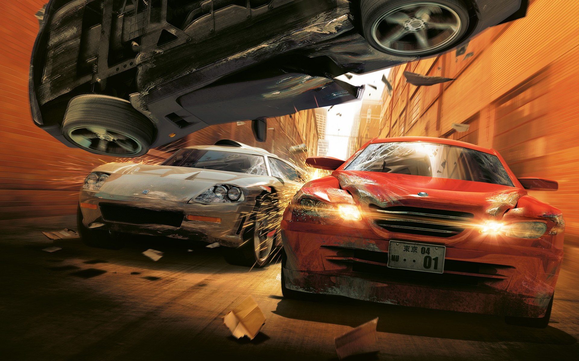 Cool Race Car Wallpapers From Car Race Games 1920x1200 No