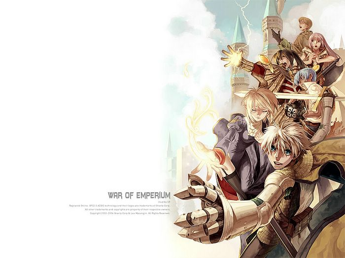 wallpapers ragnarok. Ragnarok Online wallpaper
