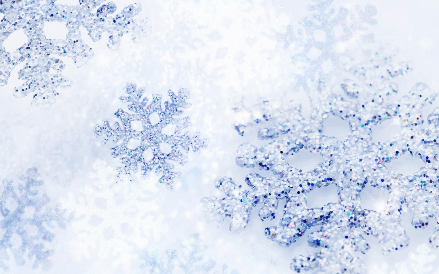 Winter holiday snow background christmas abstract backdrop with