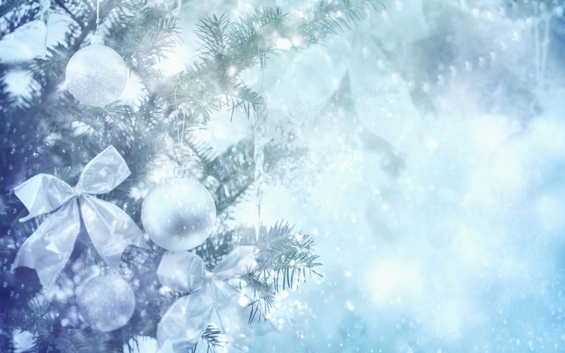 christmas, ornaments, winter, background, white, holiday, wallpapers