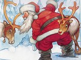 Wallpapers of Rudolph the Red-Nosed Reindeer Story book20 pics