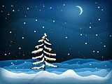 1600x1200 Christmas Design & illustration wallpapers18 pics