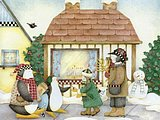 Christmas Story Book : Home for the Holidays30 pics