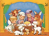 The Christmas Story: The Birth of Jesus Wallpapers25 pics