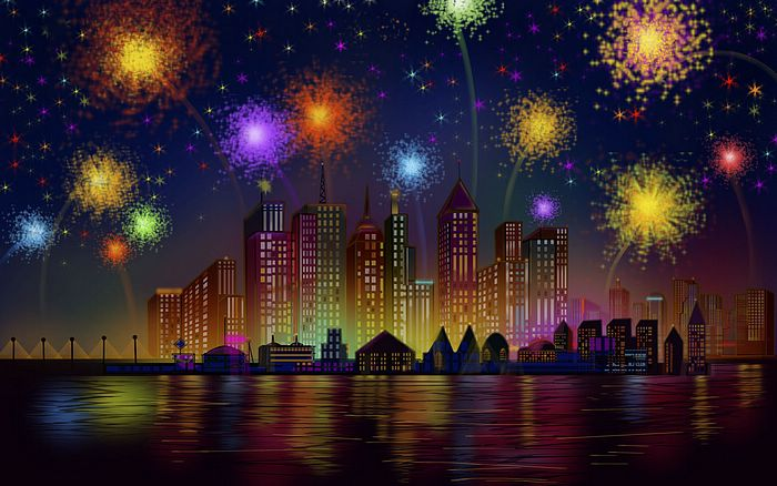 fireworks wallpaper. fireworks Display - July