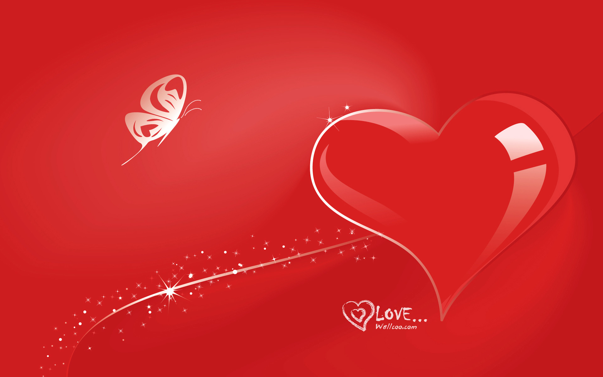 holiday hearts wallpaper vector - photo #9