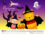 Dianey Halloween Wallpapers8 pics