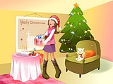 1680*1050 Christmas Romance - Christmas for Lovers45 pics
