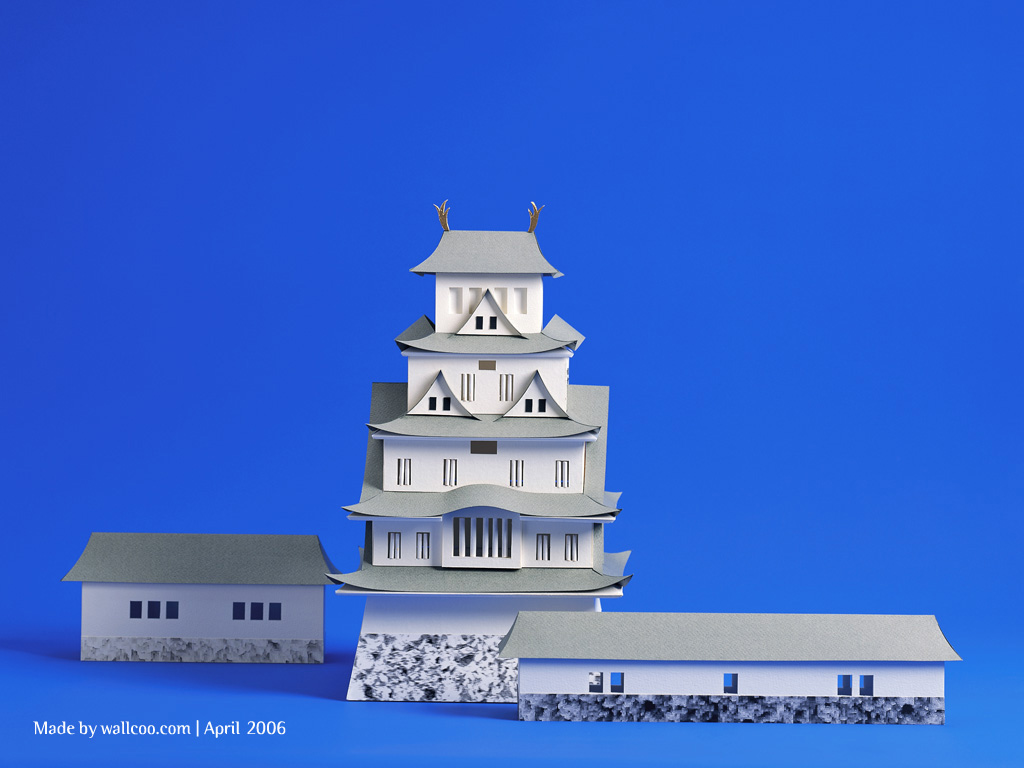 Buildings Models Architecture Architectural Paper Models of