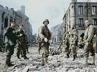 Realistic Portrayal History : Saving Private Ryan (1998)12 pics
