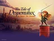 Animated Movie : Tale of Despereaux (2009)8 pics