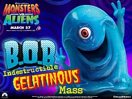 Animated Movies : Monsters vs. Aliens (2009)6 pics