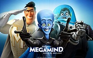 Animated Movie : Megamind (2010 )9 pics
