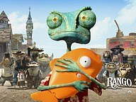 Animated Movie : Rango (2011)15 pics