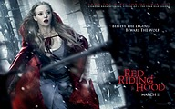 Horror Movie : Red Riding Hood (2011)5 pics