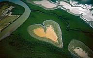 Yann Arthus Bertrand: Aerial Photos of France31 pics