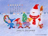 December 2002 Calendar Wallpapers16 pics