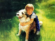 Early Childhood (Vol.02) : Donald Zolan Paintings of Heartwarming Childhood Innocence36 pics