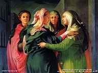 Jacopo da Pontormo  Paintings4 pics