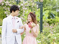 White Wedding in Garden (Vol.01)47 pics