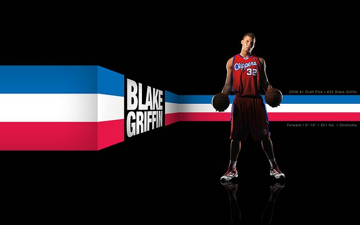 21cn wallpaper. NBA 2009-10 Season Los Angeles Clippers Wallpaper - BLAKE GRIFFIN Picture 10